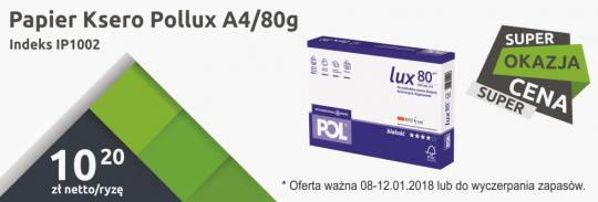 Papier ksero Pollux