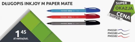 długopis INKJOY M